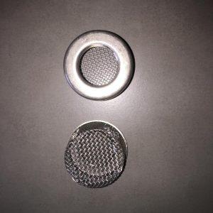 Crépine filtres bas de pompe GRACO airless MARK V et autre grand model line lazer serie
