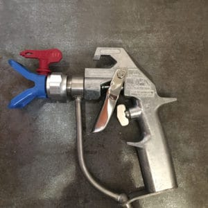 pistolet airless pour pompe enduit et produit epais peinture pour SPEEFLO GRACO TITAN WAGNER